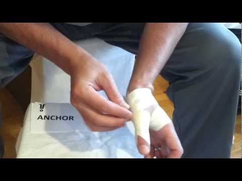 Thumb Taping | Tape Your Own Thumb for Volleyball, Basketball and other Wrist Mobility Sports