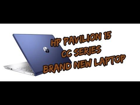 HP PAVILION 15 CC Series Brand New Laptops (HP)