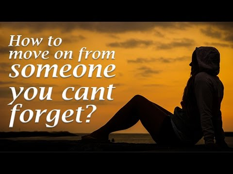 How to Get Over Someone - Sri Sri Ravi Shankar