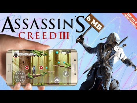 Highly Compressed Assassin's Creed 3 Game apk in Android just 6 MB ONLY With Gameplay Proof byAniket