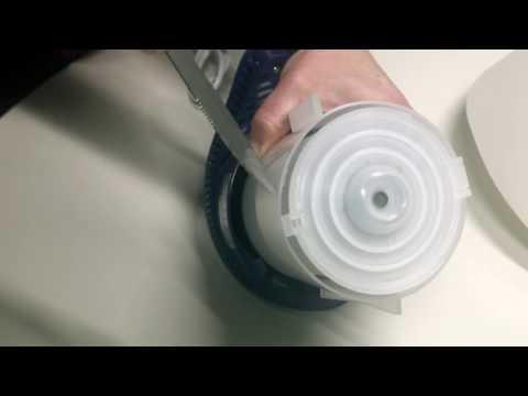 How to open Vicks Vaporiser Heating Module