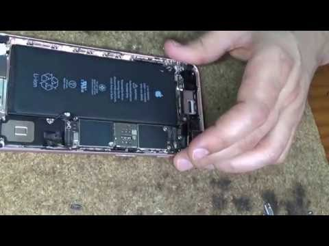 Fix iPhone 6 sim reader in less than 15 Minutes - PERMANENTLY!