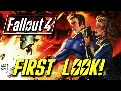 Fallout 4 - Automatron DLC - FIRST LOOK! - (First 15 Minute Gameplay) | Xbox One