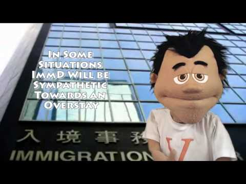 What Happens If You Overstay Your Hong Kong Visa?