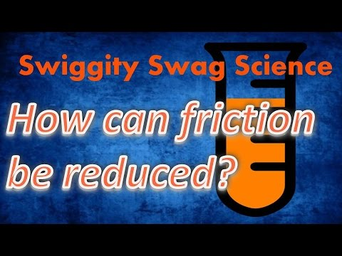 how to reduce friction 8th grade lecture