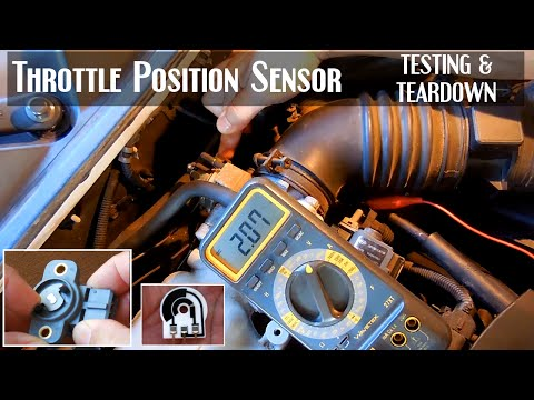 How To Test A Throttle Position Sensor (TPS)