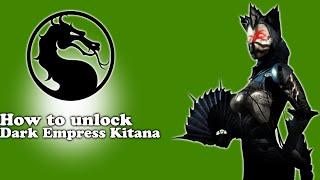 How to unlock Dark Empress Kitana