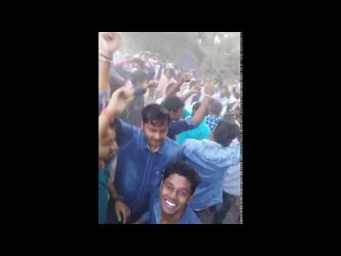 DANCE in Maithon dam