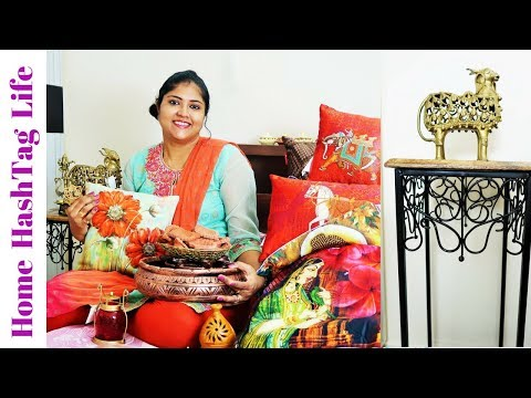Indian Home Decor Shopping or Haul! Home Center | Pepperfry | Home HashTag Life
