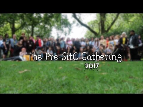 The Pre-SitC Gathering | 2017