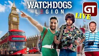 Im Koop London erkunden! - Watch Dogs Legion - GT LIVE