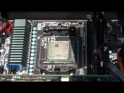 How to install your AMD cpu AM3 and AM3+ ,FX-6300 black edition