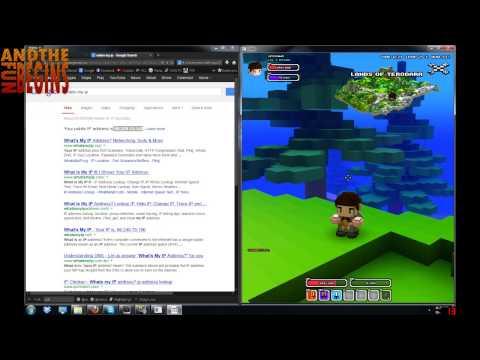 Cube World Server Setup (ONLINE & LAN) [ALPHA]