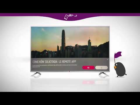LG Smart TV with Google TV - Connecting the IR Blaster - Lg