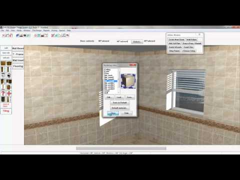 ArtiCAD / BathCAD Tile Design Tutorial