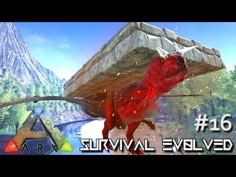 ARK: Survival Evolved - ALPHA HUNTING & QUETZALCOATLUS - [Ep 16] (Server Gameplay)