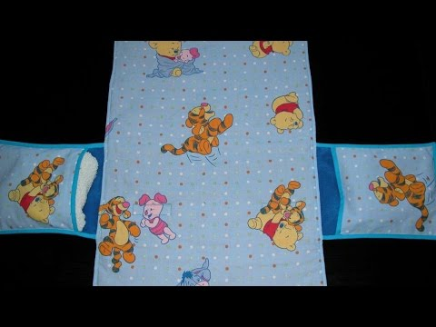How To Sew Baby Changing Mat - DIY  Tutorial - Guidecentral