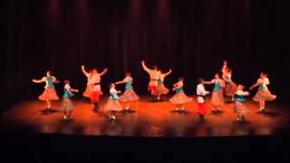 20º Passo De Arte - Gala - Academia De Ballet Elisa - Sbc - Sp - Cor. Kozackok