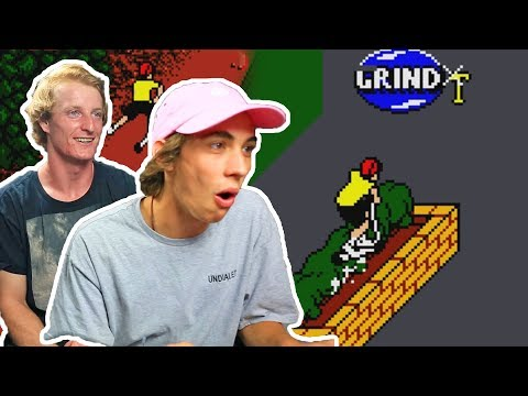 FIRST PRO SCOOTER VIDEO GAMES EVER MADE!