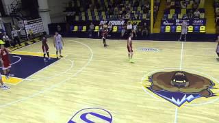 Iskra Svit - MARSO Nyíregyházi KK (prípravný zápas)