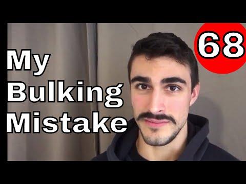 My Biggest Food Mistake While Bulking {AVOID}