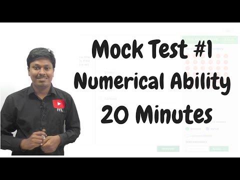 MOCK Test 1(Beginners) _ SBI CLERK PRELIMS 2018