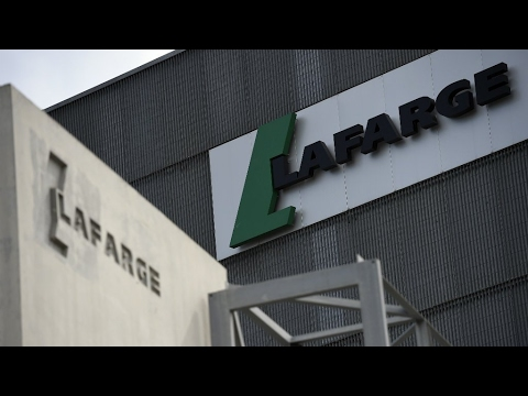 France: Authorities warns construction firm Lafarge over offer to build Trump's wall