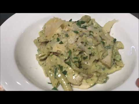 How To Make Chicken Pesto Pasta