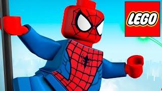 LEGO MARVEL AVENGERS OS VINGADORES - O HOMEM ARANHA