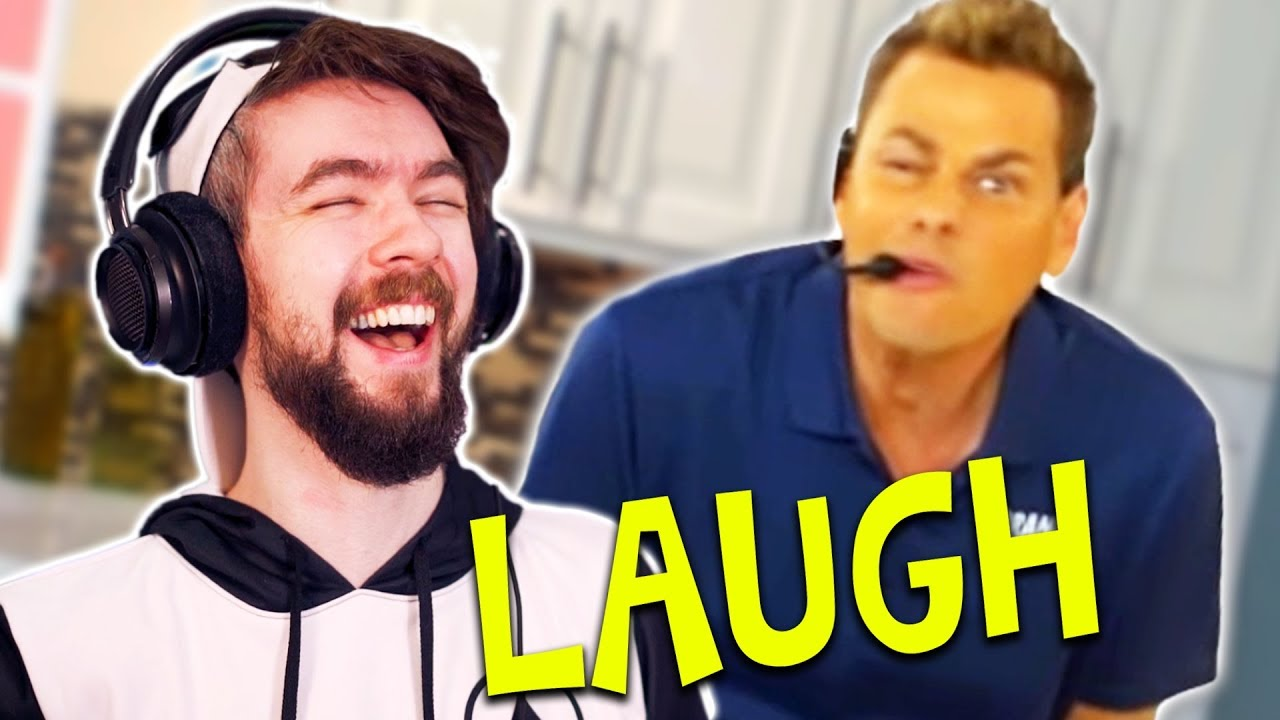 THE SLAP CHOP GUY DID WHAT!? | Jacksepticeye's Funniest Home Videos