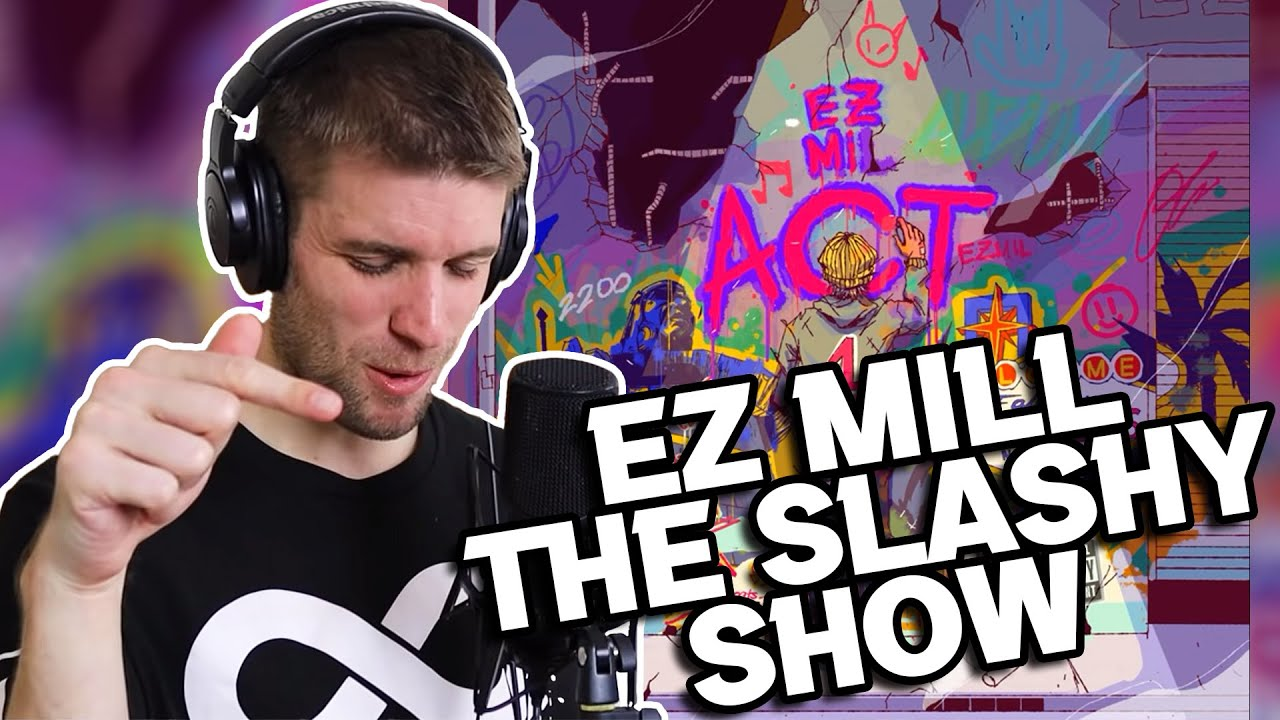 Rapper Reacts to EZ MIL THE SLASHY SHOW!! | HE'S LOST HIS MIND! (First Ever Reaction)