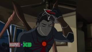 Marvel's Ultimate Spider-Man vs. The Sinister Six Season 4, Ep. 21 – Clip 2