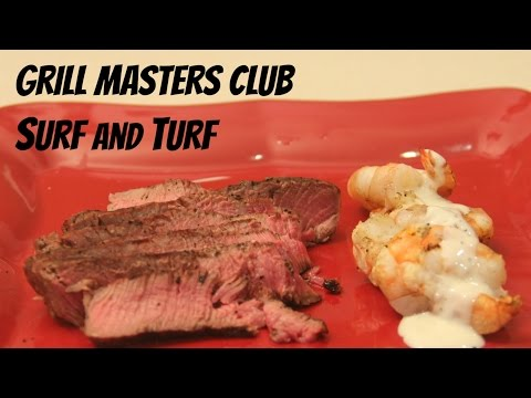Surf and Turf Recipe - Grill Masters Club