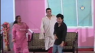 Time Pass Zafri Khan and Tariq Teddy New Pakistani Stage Drama Trailer  Full Comedy Show