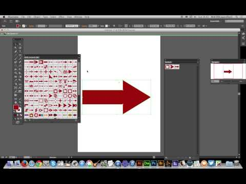 Illustrator CC / 17.1 : Live corners and rounding symbols