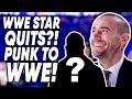 CM Punk To WWE UPDATE WWE Star Tries To QUIT WWE Raw Oct 14 2019 REVIEW WrestleTalk News