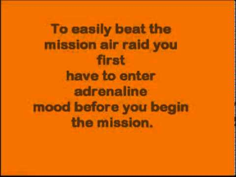 How to easily beat the mission air raid in gta san andreas.