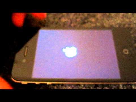 Jailbroken iPhone 4 stuck on Apple Logo. Please Help!!!