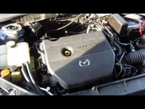 how to do a radiator coolant flush and change the hoses mazda 3