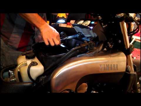 Pea Shooter Carb clean Yamaha V-Max