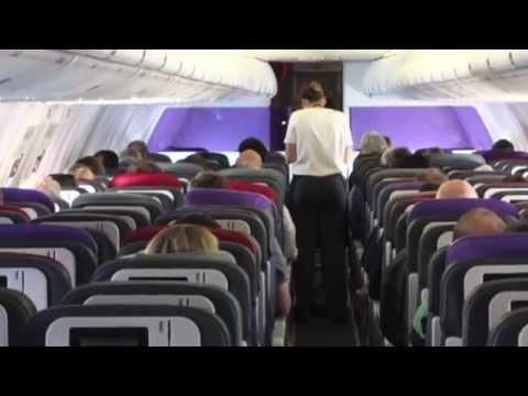 Virgin Australia 737 to Hobart. Part 1 HD