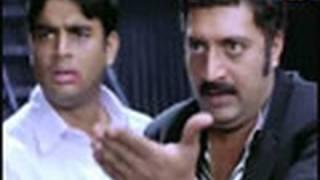 Tamil actor Madhavan behind bars - Aarya