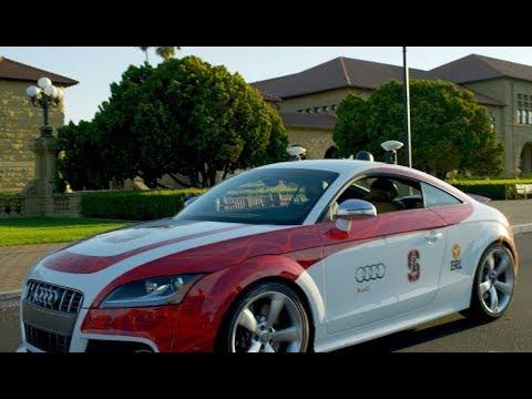 Inside Stanford's Volkswagen Automotive Innovation Lab