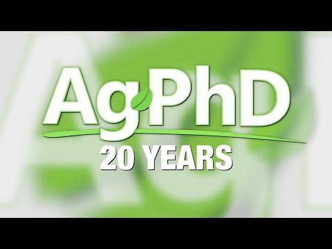 Ag PhD Show #1045 (Air Date 4-15-18)