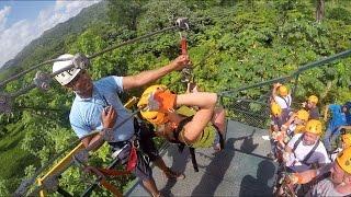 Canopy Zipline Adventure Punta Cana   Punta Cana Tours