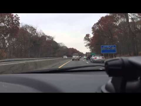 iPhone 6 Time Lapse Driving Test