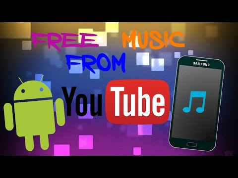 *ANDROID* HOW TO DOWNLOAD MUSIC ONTO YOUR PHONE FROM YOUTUBE! *W/O COMPUTER*