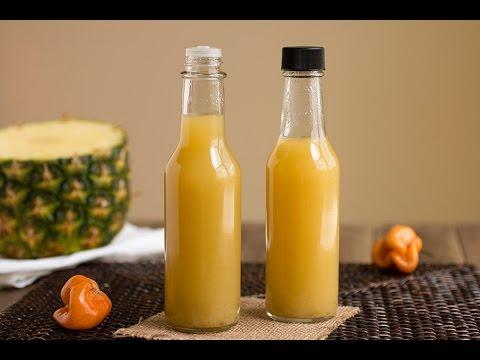 Pineapple-Habanero Hot Sauce - Chili Pepper Madness