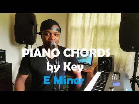 Chords in the Key of E minor (Em chords)