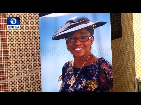Renowned Lawyer, Bola Lantinwo Laid To Rest In Lagos